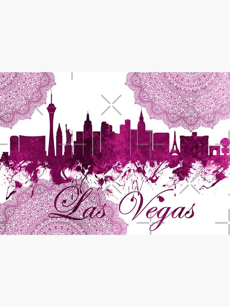 Las Vegas Nevada Skyline - 46 by Prar-Kulasekara
