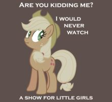 "Applejack lies ""You"" Version"