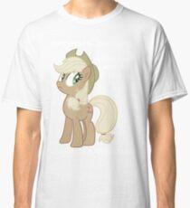 "Applejack lies ""You"" Version Classic T-Shirt"