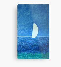 Ghost Sail Metal Print