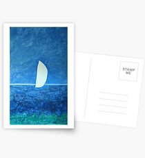 Ghost Sail Postcards