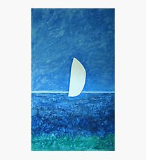 Ghost Sail Photographic Print