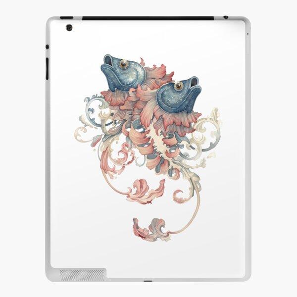 The Two-Headed fish iPad Skin