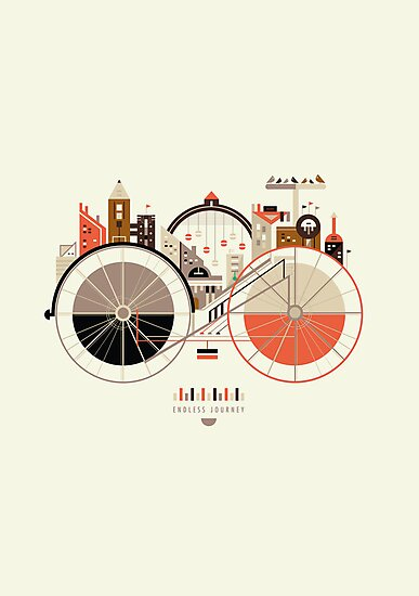 Free Rider by Petros Afshar