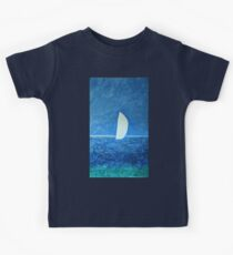 Ghost Sail  Kids Tee