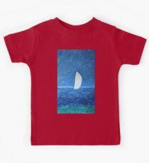 Ghost Sail  Kids Tee