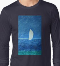 Ghost Sail  Long Sleeve T-Shirt