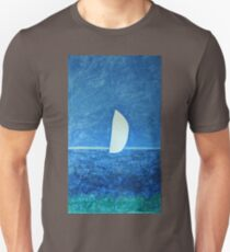 Ghost Sail  Unisex T-Shirt