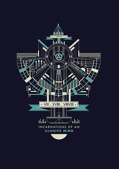 Illusive Minds by Petros Afshar