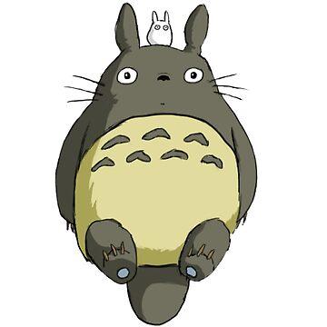 Totoro by LowerySix