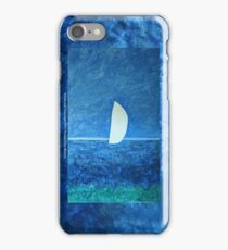Ghost Sail iPhone Case/Skin