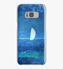 Ghost Sail Samsung Galaxy Case/Skin