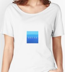 Relax Women's Relaxed Fit T-Shirt