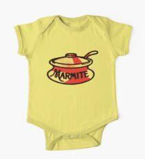 Marmite pot One Piece - Short Sleeve