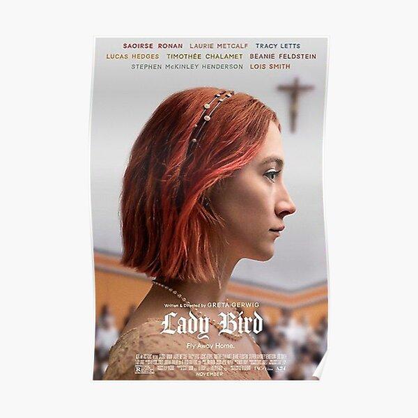 Lady Bird Film movie Poster