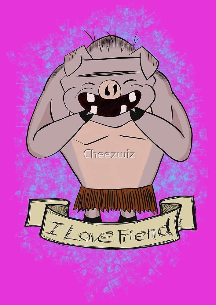 Pigmen, Don't starve by Cheezwiz