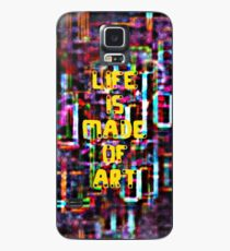 This is What Life is Made Of Case/Skin for Samsung Galaxy