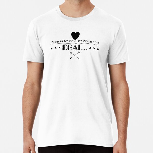 Show your love (not) Premium T-Shirt
