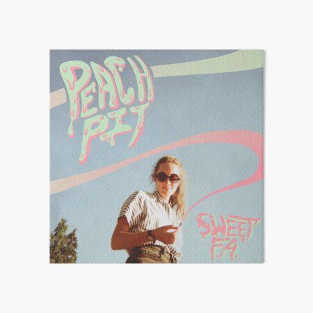 Fivepis Peach Pit American Tour 2020 Art Board Print