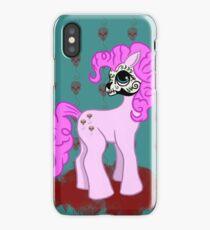 Pinky pie, sugar skull iPhone Case/Skin