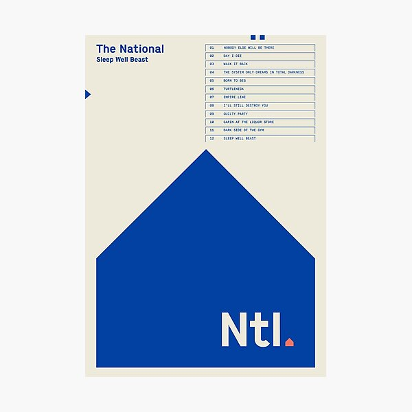 The National Photographic Print