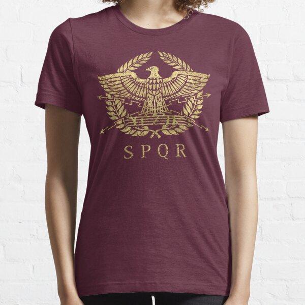 Roman Empire Eagle Emblem - Vintage Gold Essential T-Shirt