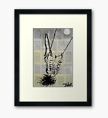 flight Framed Print