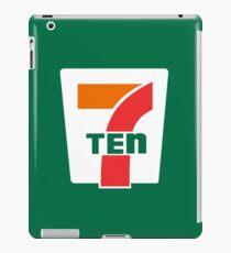 7 Ten  iPad Case/Skin