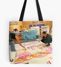Working on The Essence of Perth 1 Tote Bag
