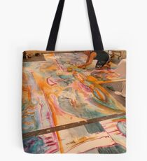 Working on The Essence of Perth 2 Tote Bag