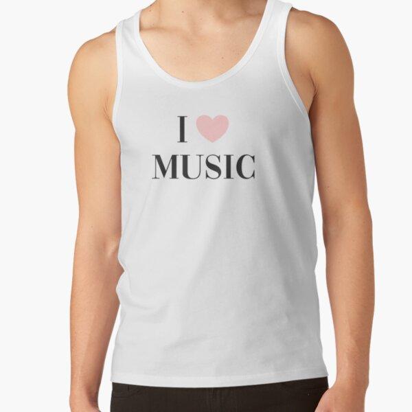 I love music  Tank Top
