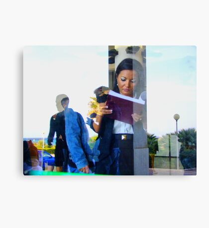 bachelor thesis Canvas Print