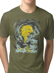 The Legendary Golden Koi Tri-blend T-Shirt