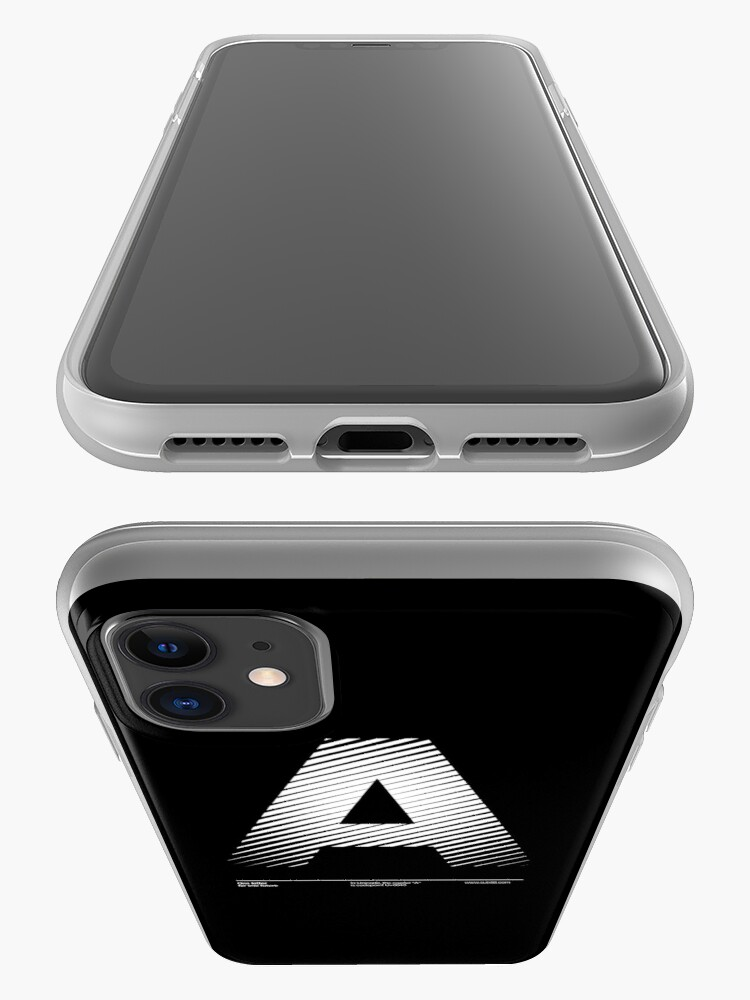 Alternate view of The letter A iPhone Case & Cover