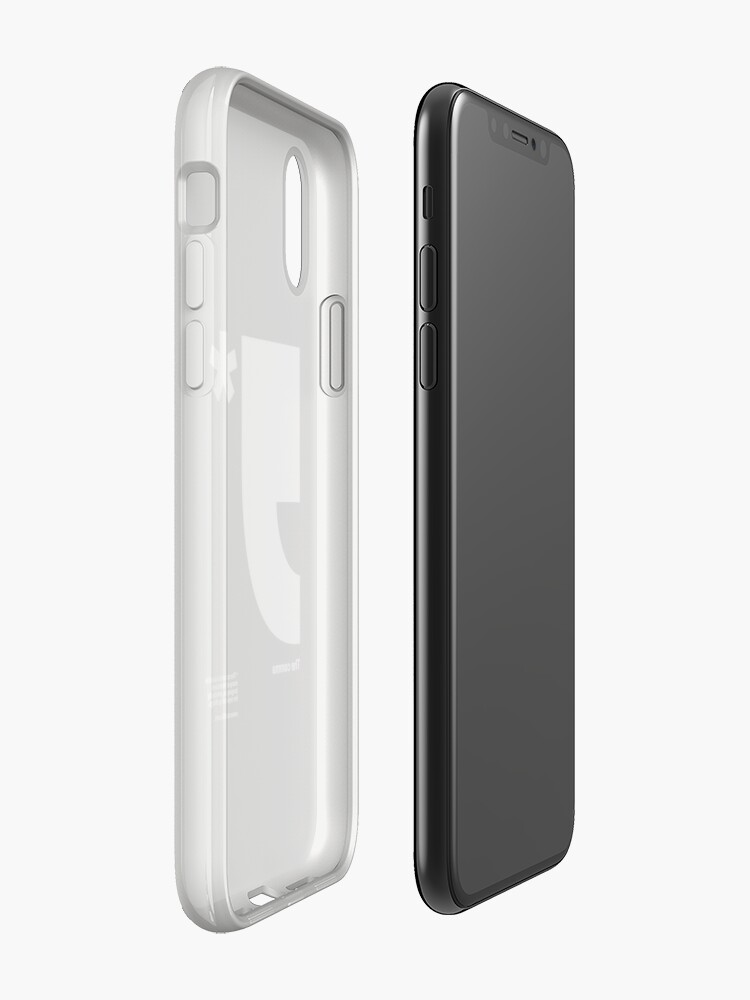 Alternate view of Comma iPhone Case & Cover