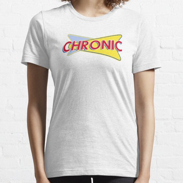 Chronic Drive In Essential T-Shirt