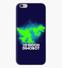 The Good Dinobot iPhone Case