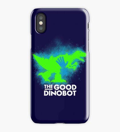 The Good Dinobot iPhone Case