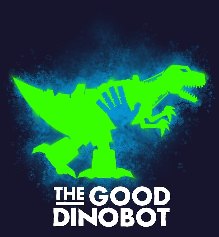 The Good Dinobot by Nathan Davis