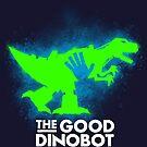 The Good Dinobot by Nathan Davis