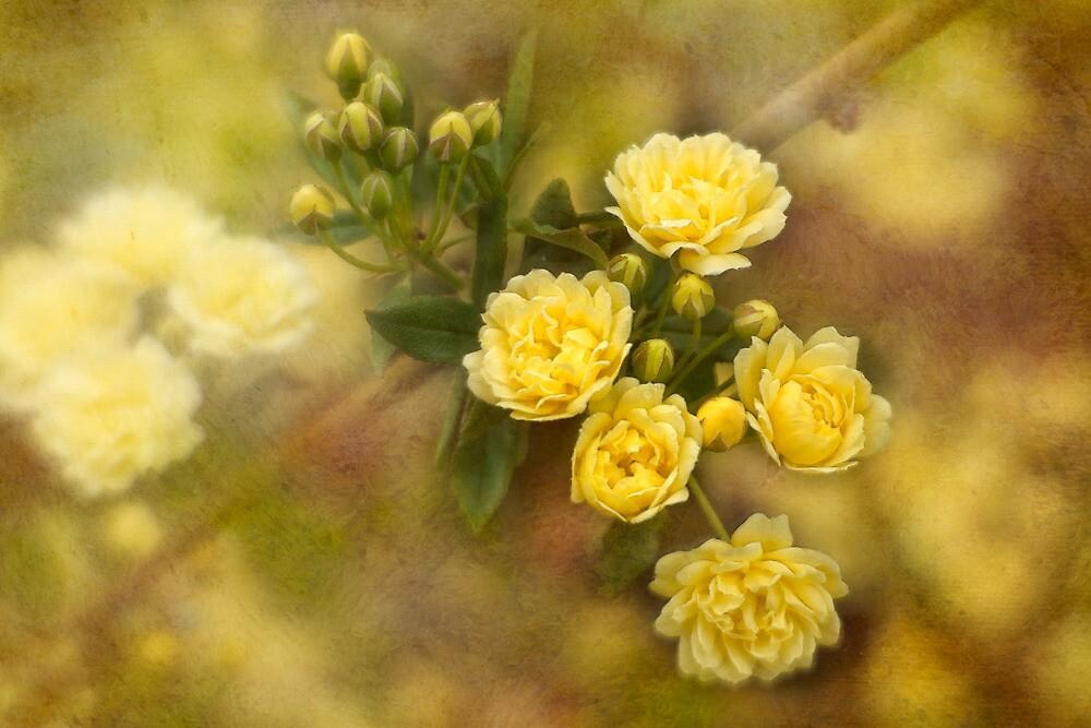 Bouquet de Fleurs by Laura  Knight