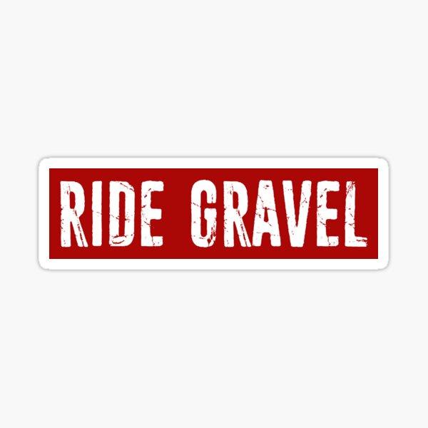 Ride Gravel Sticker