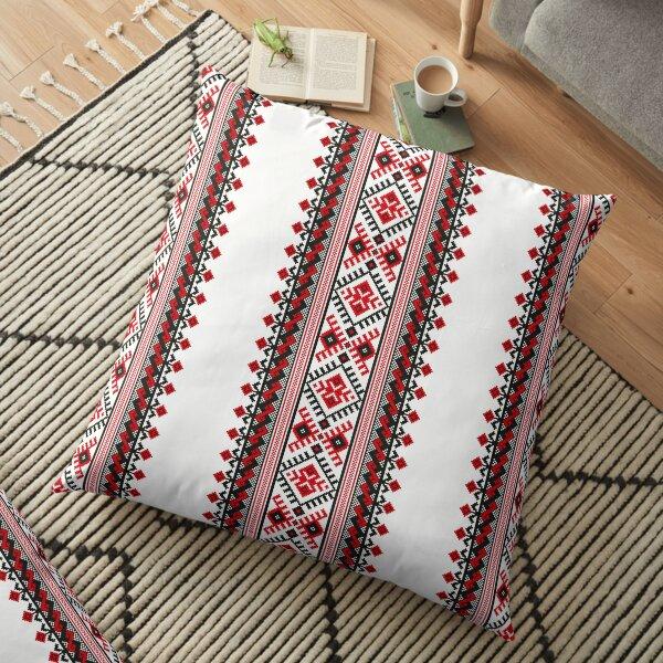 Vyshyvanka /  Embroidery Floor Pillow