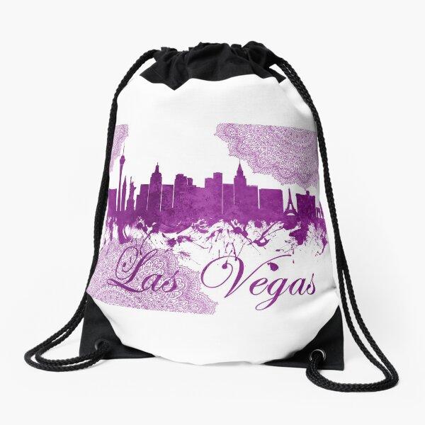Las Vegas Nevada Skyline - 50 Drawstring Bag