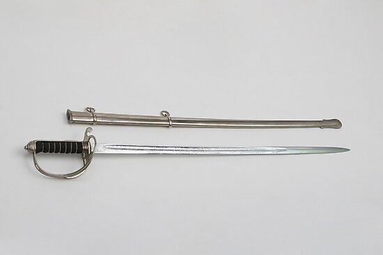 Sword, taken out of scabbard by fotorobs