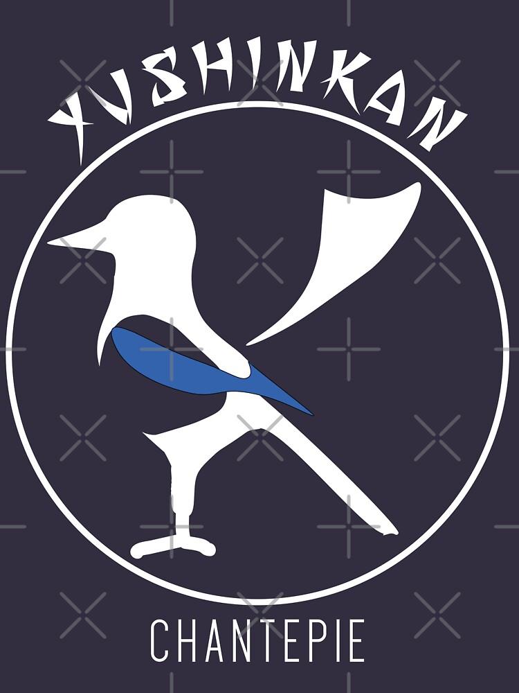 «YUSHINKAN logo» par candice-designs