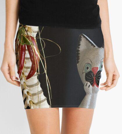Pepperosis I Believe Mini Skirt