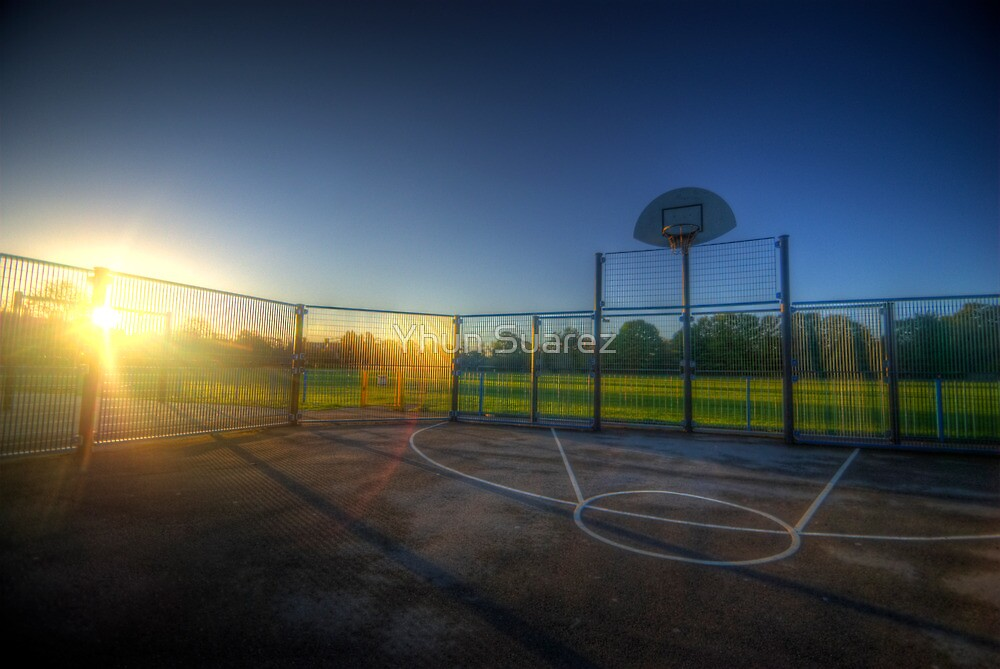 Hoops Heaven 2.0 by Yhun Suarez