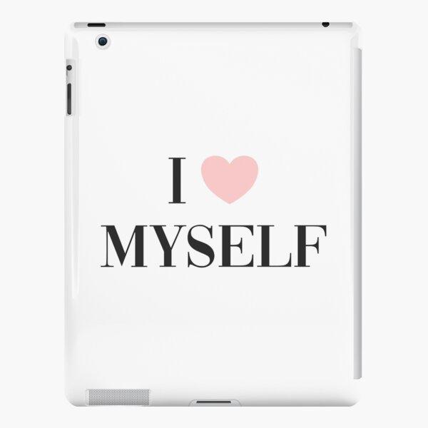 I love myself iPad Snap Case