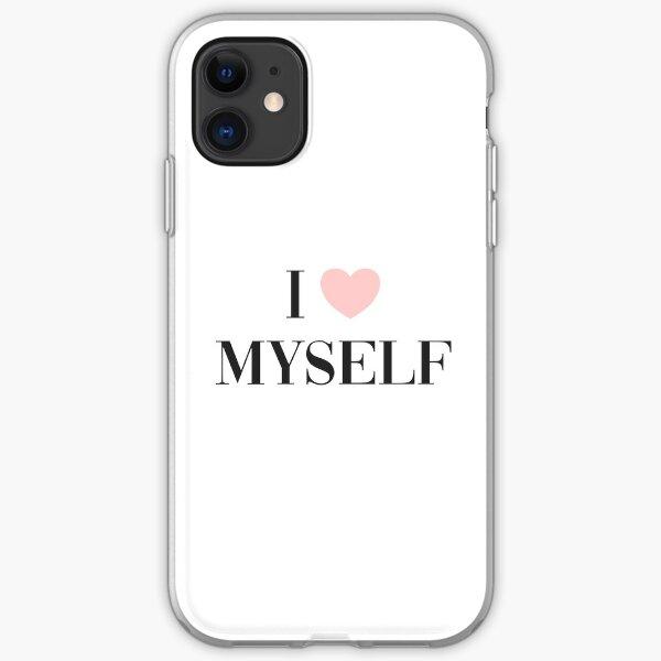 I love myself iPhone Soft Case